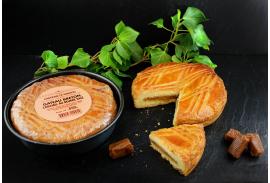 Gâteau Breton - Caramel au beurre salé