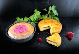 Gâteau Breton - Saveur Framboise