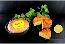 Gâteau Breton - Citron