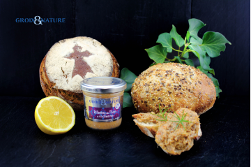 Groix & Nature - Rillettes de thon à l'indienne