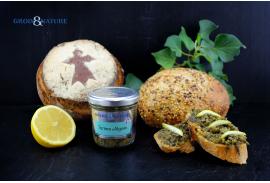 Groix & Nature -Tartare d' Algues